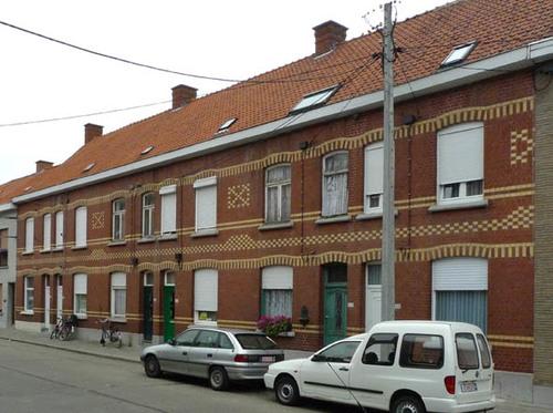Roeselare Groenestraat 106-116