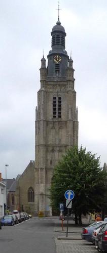 Roeselare Sint-Michielsplein zonder nummer