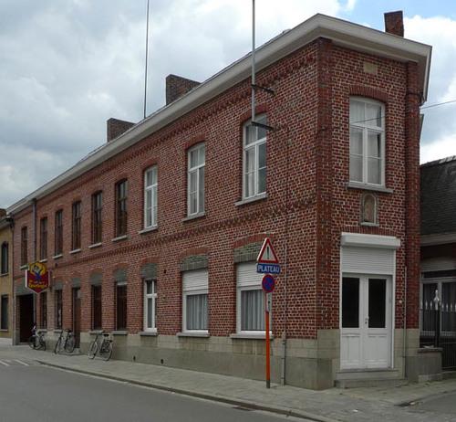 Roeselare Hoogstraat 32-34