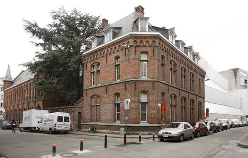 Gent Alexianenplein 2, Ingelandgat 36