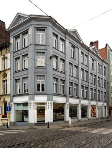 Gent Recollettenlei 1-1A, Gebroeders Vandeveldestraat 1A-F