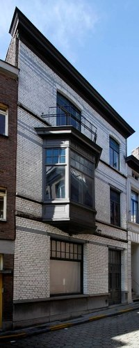 Gent Sint-Jansvest 31-35