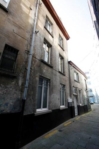 Gent Ingelandgat 4, zijde Watergraafstraat