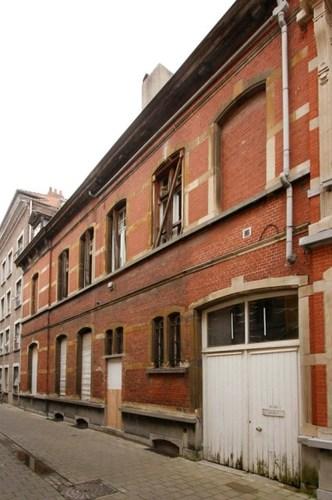 Gent Wilderoosstraat zonder nummer