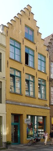 Brugge Academiestraat 10