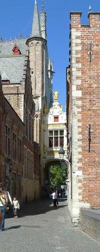 Brugge Blinde-Ezelstraat zonder nummer