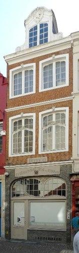 Brugge Breidelstraat 16