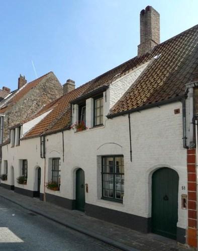Brugge Carmersstraat 58-64
