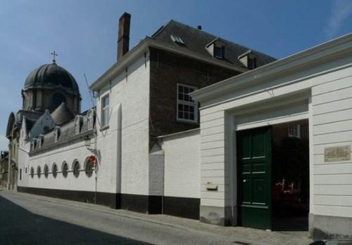 Brugge Carmersstraat 83-87 Snaggaartstraat 58