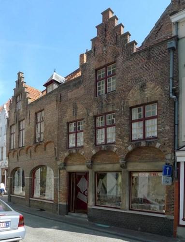 Brugge Cordoeaniersstraat 2