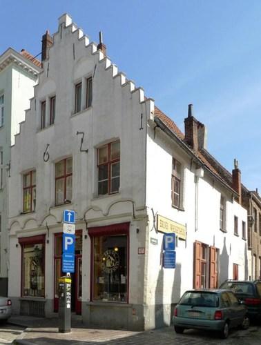 Brugge Cordoeaniersstraat 4