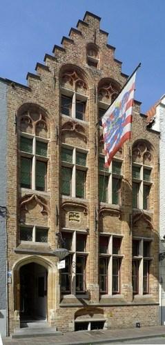 Brugge Cordoeaniersstraat 5