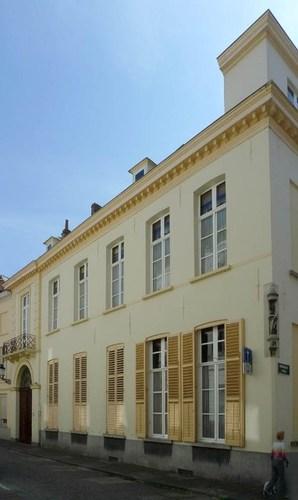 Brugge Cordoeaniersstraat 10-12