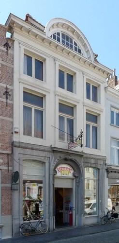 Brugge Eiermarkt 1