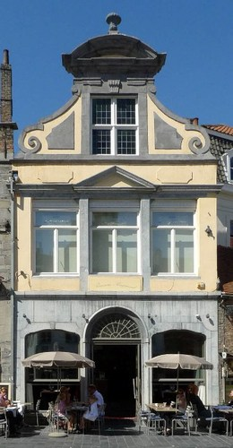 Brugge Eiermarkt 5