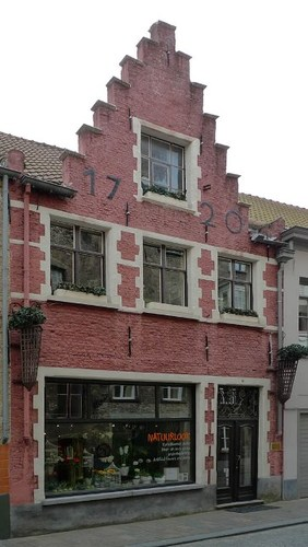 Brugge Genthof 16