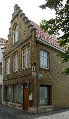 Brugge Genthof 38