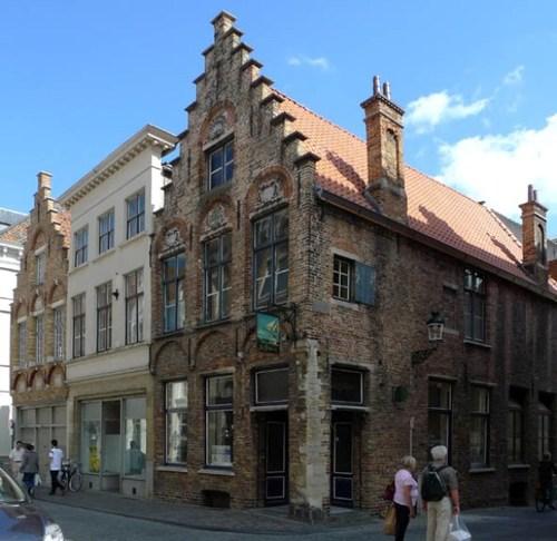 Brugge Hoogstraat 12-16