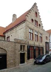 Middeleeuws burgerhuis