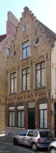 Brugge Grauwwerkersstraat 3