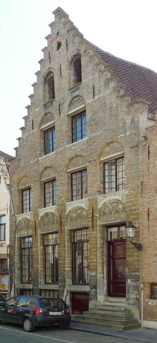 Brugge Grauwwerkersstraat 7