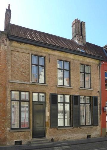 Brugge Grauwwerkersstraat 13
