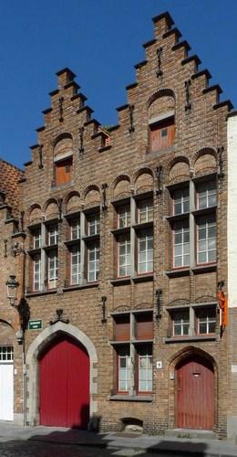 Brugge Grauwwerkersstraat 16