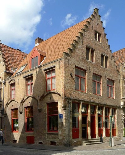 Brugge Hoogstraat 5