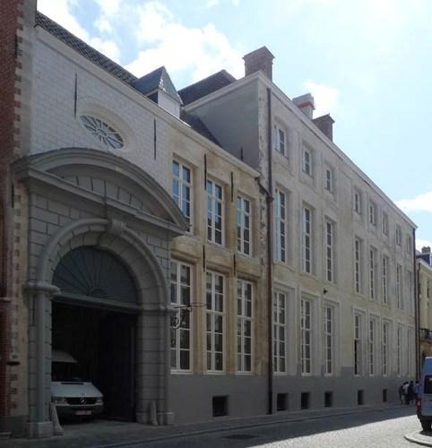 Brugge Hoogstraat 6-10 Meestraat 2-2B-4