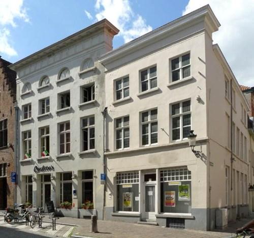 Brugge Hoogstraat 21-23