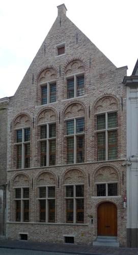Brugge Hoogstraat 36