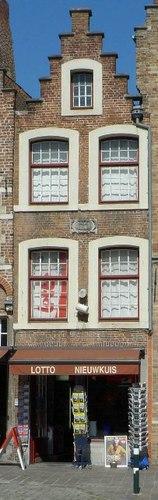 Brugge Jan van Eyckplein 4