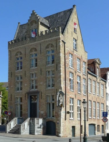 Brugge Jan van Eyckplein 8