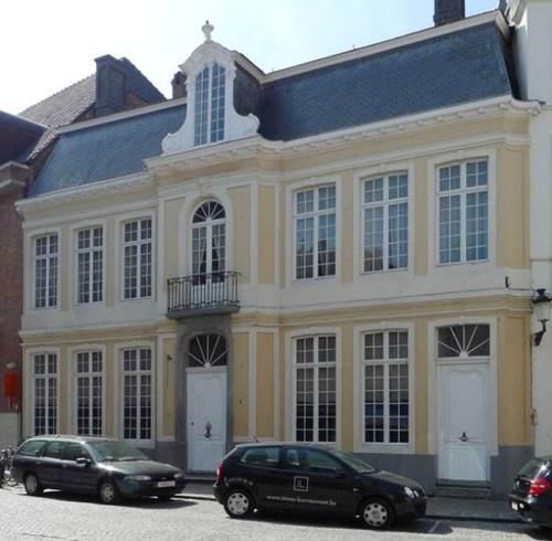 Brugge Mallebergplaats 4