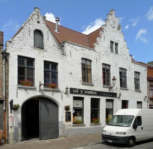 Brugge Langestraat 121