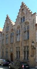 Burgerhuis met trapgevels