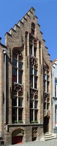 Brugge Pieter Pourbusstraat 7