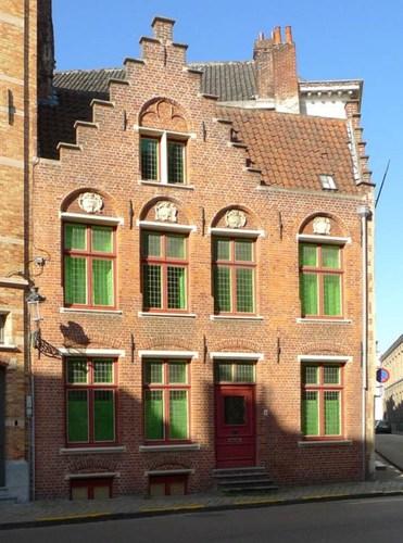 Brugge Ridderstraat 2