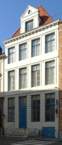Brugge Ridderstraat 6