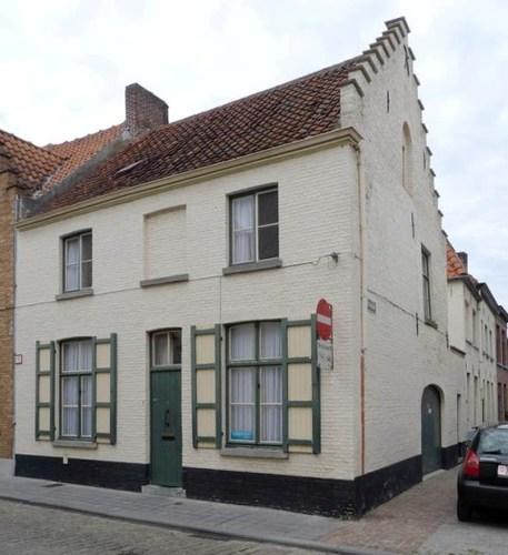 Brugge Kleine Hoedenmakersstraat  7
