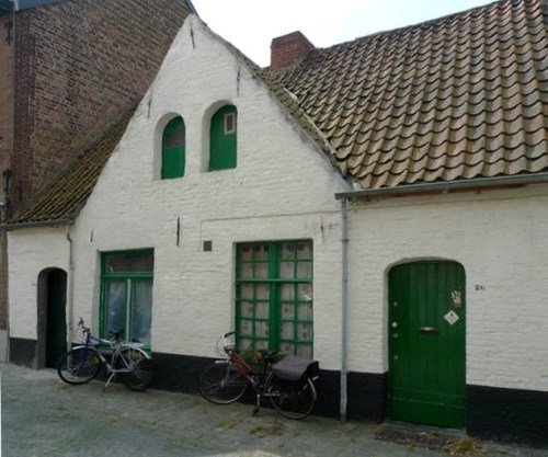 Brugge Koopmansstraat 26-28