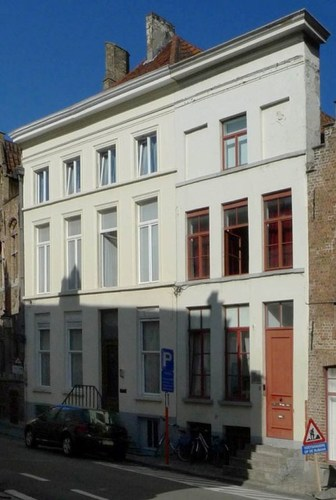 Brugge Korte Ridderstraat 3-5