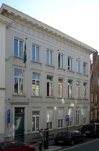 Brugge Ridderstraat 13