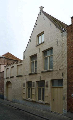 Brugge Sint-Gilliskerkstraat 1