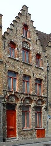 Brugge Spanjaardstraat 3