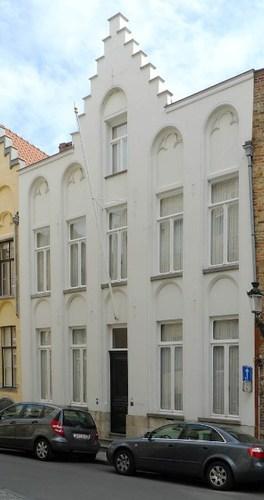 Brugge Spanjaardstraat 6