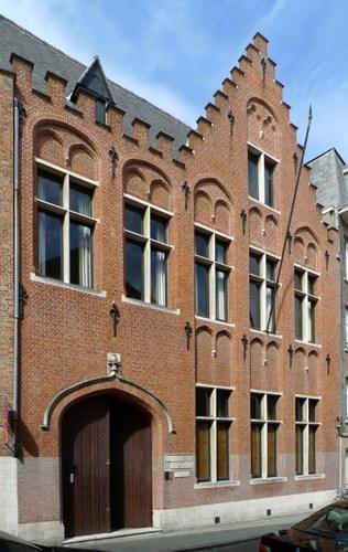 Brugge Spanjaardstraat 9