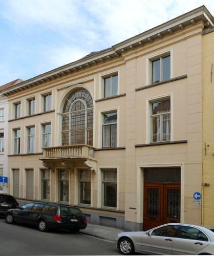 Brugge Spanjaardstraat 10
