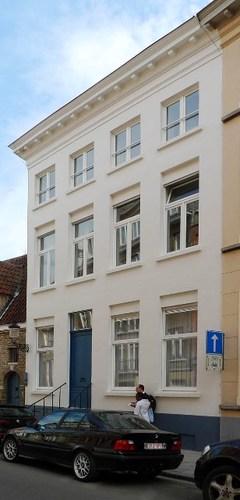 Brugge Spanjaardstraat 12
