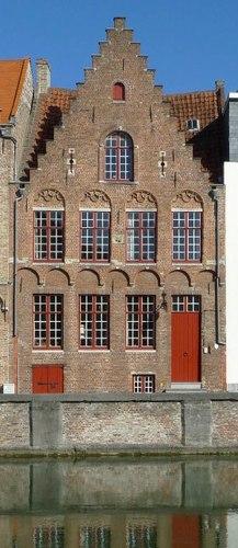 Brugge Spiegelrei 7